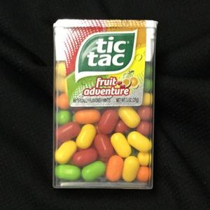 TicTac Fruit